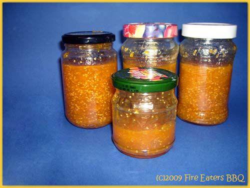 Physalis-Chili-Marmelade