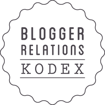 Blogger Kodex Badge