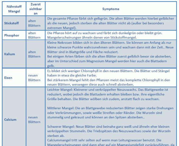 """Bild - Vorschau der PDF-Datei """"Nährstoffmangel bei Chilis"""""""