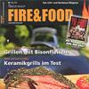 Fire&Food – Ausgabe 2/2011 im Handel erhältlich
