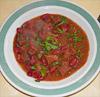 Bohnenstew mit Rindfleisch
