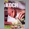 """Neue Zeitschrift """"Kochschule"""" von Data Becker"""