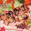 Ungarisches Räuberfleisch vom Grill