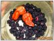 Früchte ins Glas