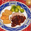 Rezeptbild - Weihnachtlicher Schweinebraten
