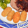 Kartoffel-Käse-Kroketten – Eine leckere Beilage