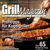 Das Grill-Magazin 1/2012 ab Freitag im Handel