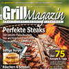 Titelblatt vom Grill-Magazin 2/2012
