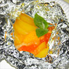 Rezeptbild - Obstsalat aus dem Folienpäckchen