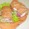 "Rezeptbild - Steaksandwich ""Fire Eaters Style"""