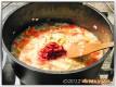 Ablöschen und Tomatenmark hinzu geben