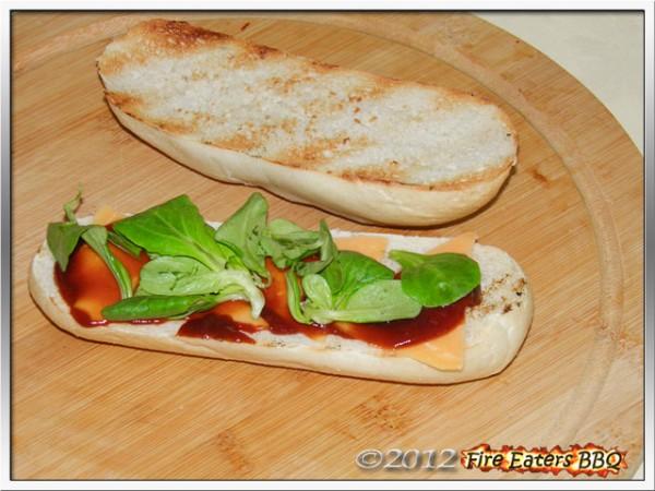 Sehr Heftiger Sandwich Spaß Mit Naomi