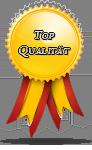 Award für sehr hohe Qualität