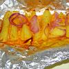 Rezeptbild - Folienkartoffeln mit Cheddar