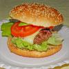 """Burger """"Italian Style"""""""