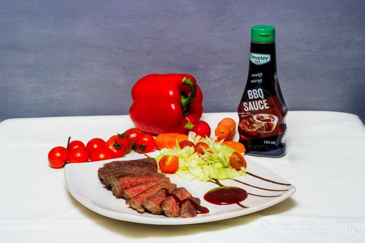 Die BBQ-Sauce von Develey