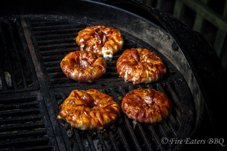 Barbecue-Donut - Donuts grillen