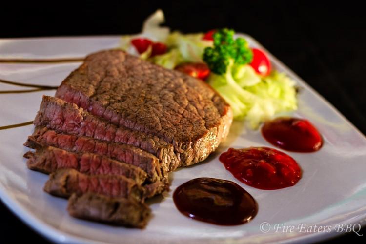 Byodo - Die Saucen im Test mit einem Steak