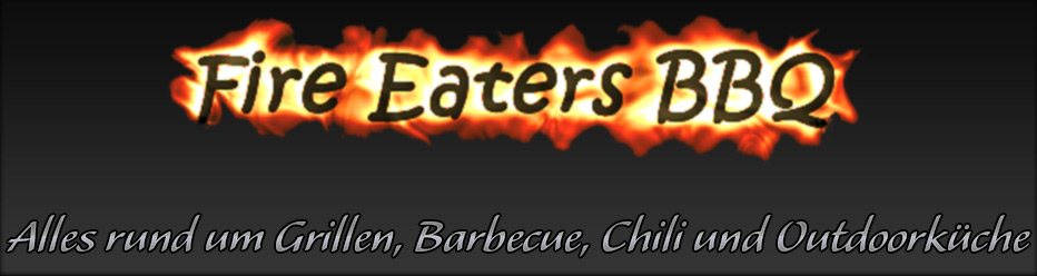 Fire Eaters BBQ - Banner
