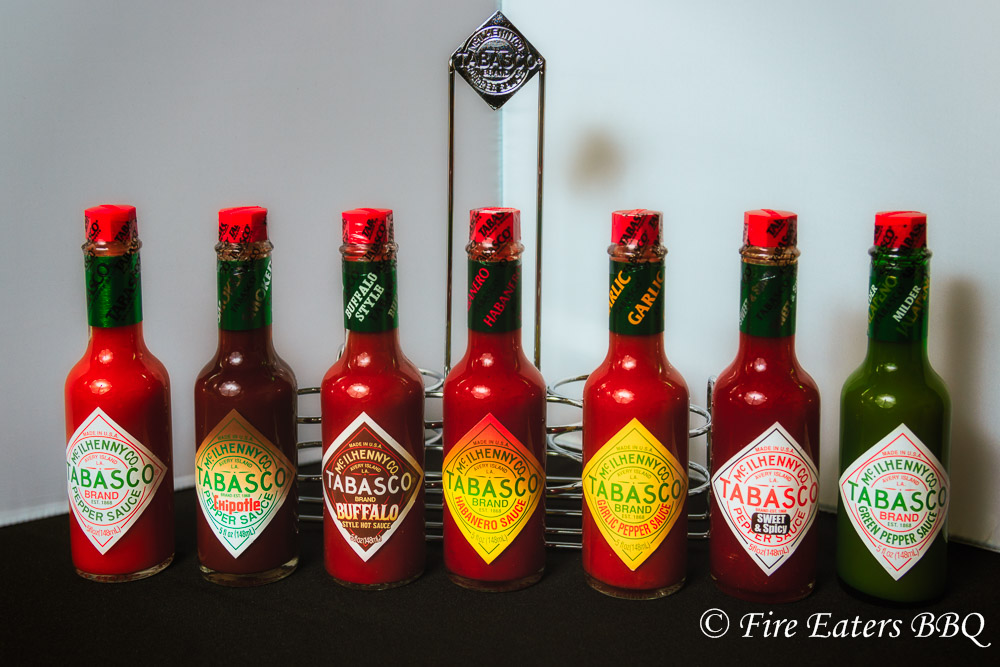 Tabasco Saucen im Test