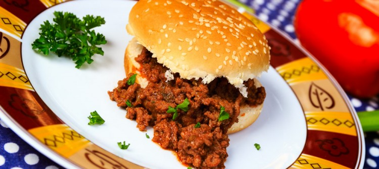 Sloppy Joe - ein Burger mal anders
