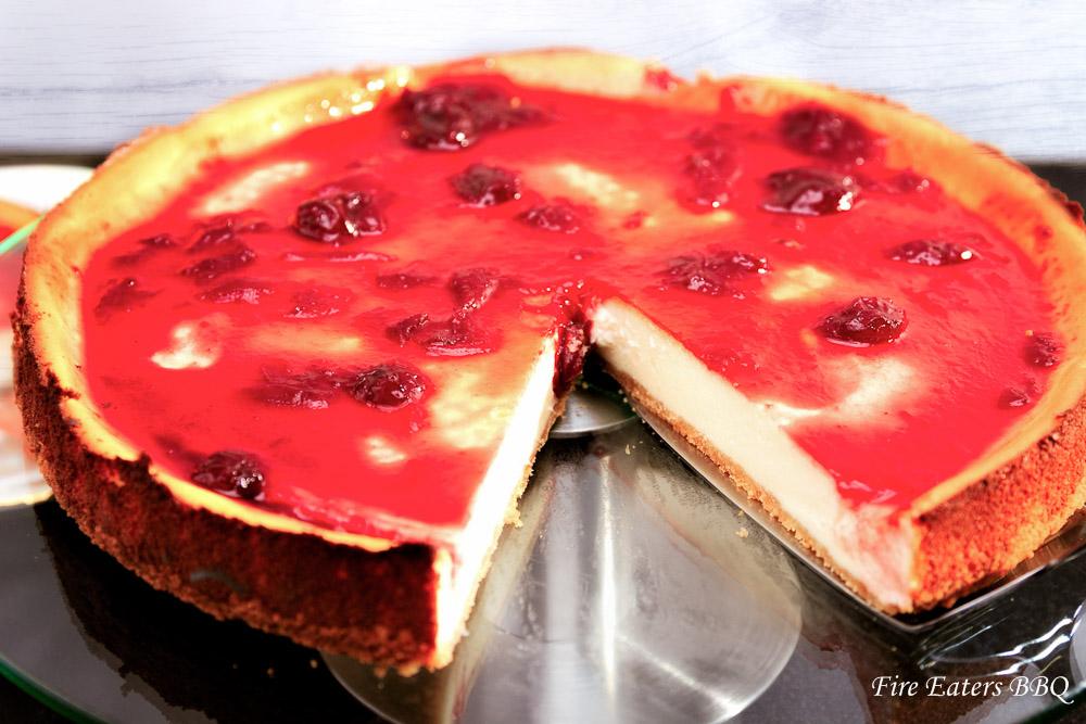 New York Cheesecake – nicht ganz original aber lecker!
