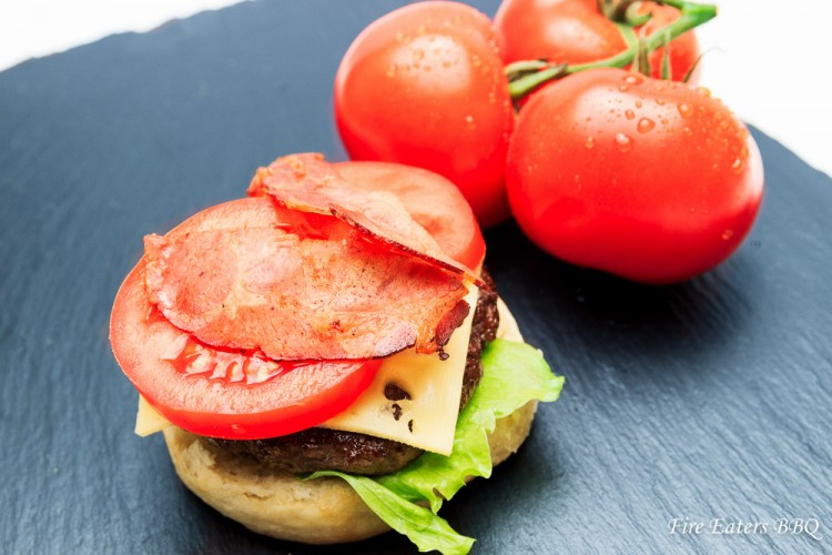 Burger-Making Of