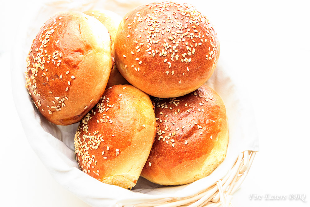Perfekte Burger Buns ganz einfach gemacht