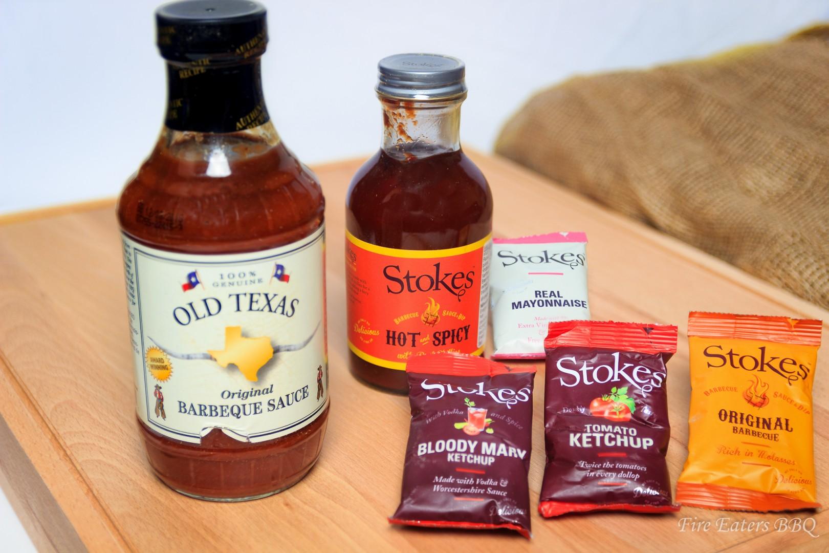Stokes und Old Texas Saucen im Test