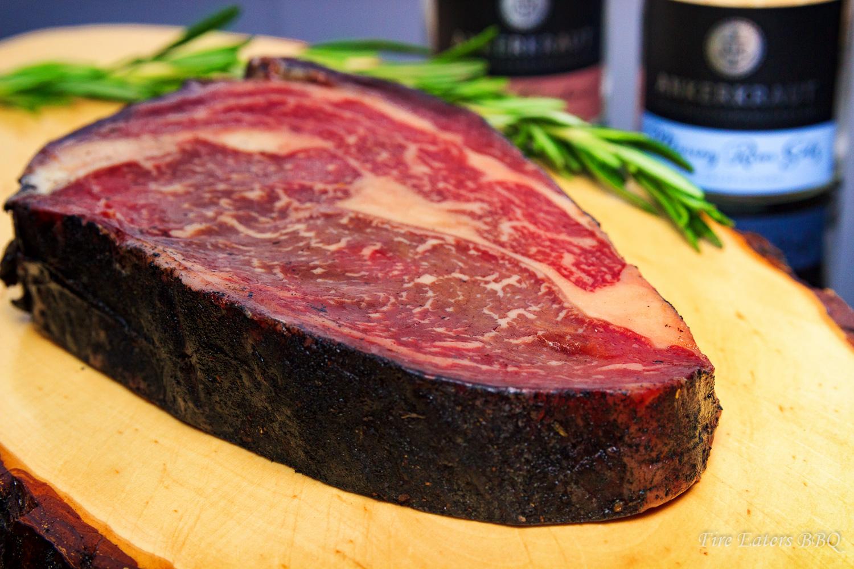 Aschegereiftes Steak von Der Ludwig im Test