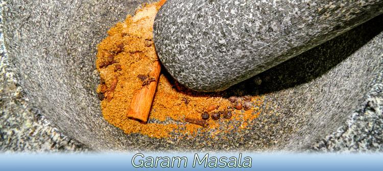 Garam Masala – eine Gewürzmischung aus Indien selbst gemacht