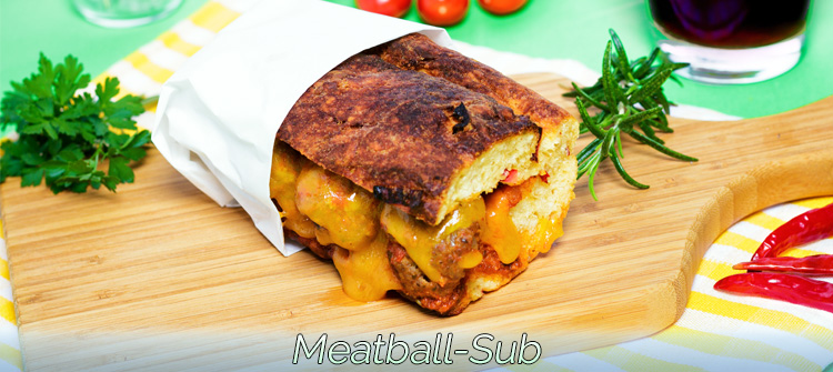 Artikelbild - Meatball Sub