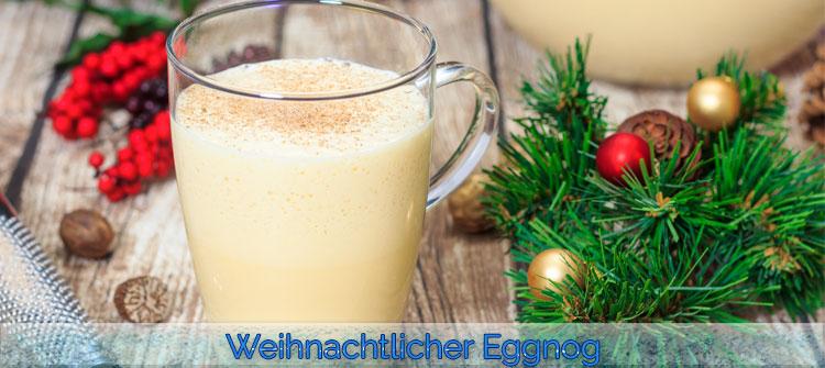 Artikelbild - Weihnachtlicher Eggnog