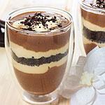 Rezeptfoto - Trifle mit Baileys und Oreo-Keksen
