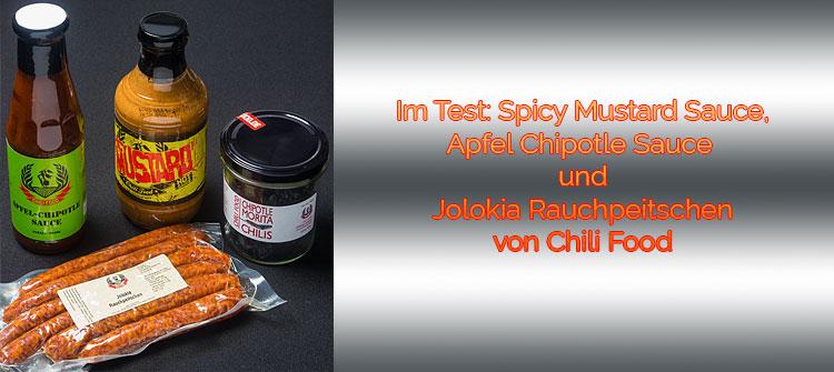 Bild - Saucen von Chili Food zum Test