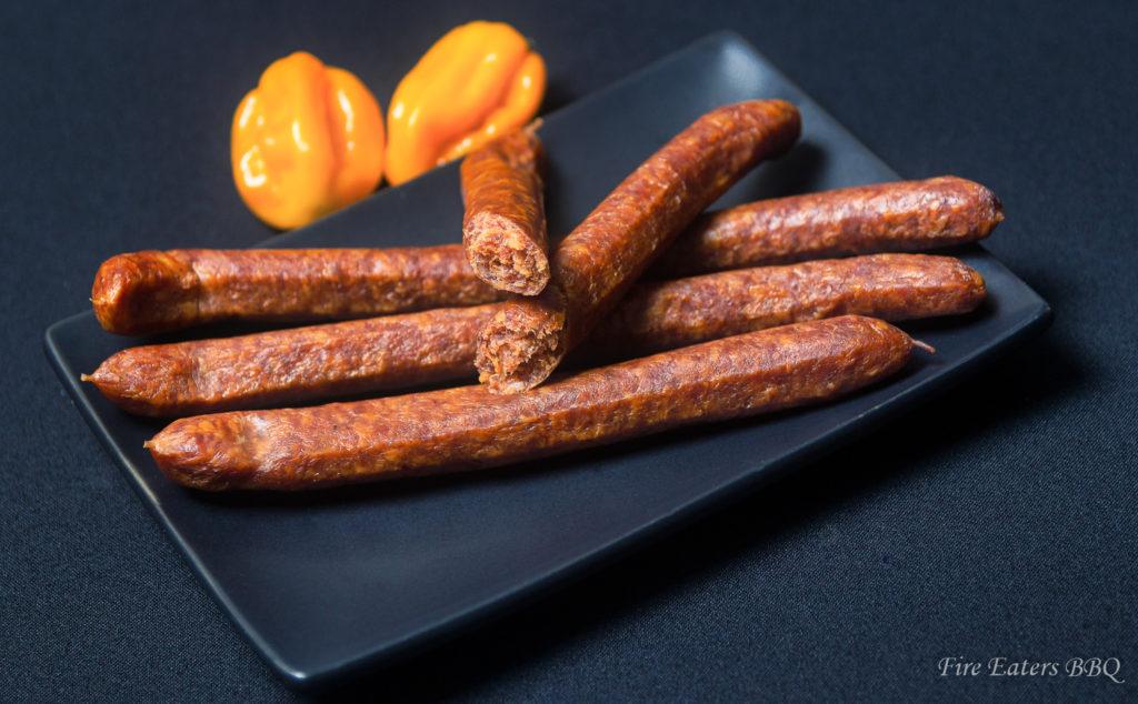 Foto - Jolokia Rauchpeitschen von Chili Food