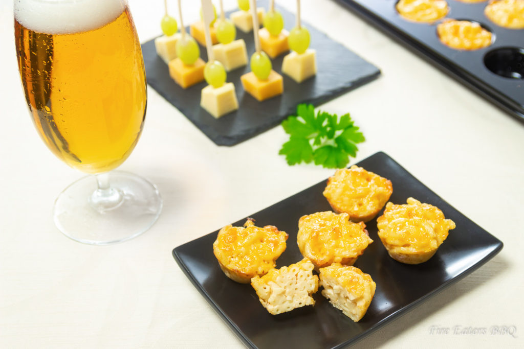 Foto - Mini Mac and Cheese Muffins als Fingerfood