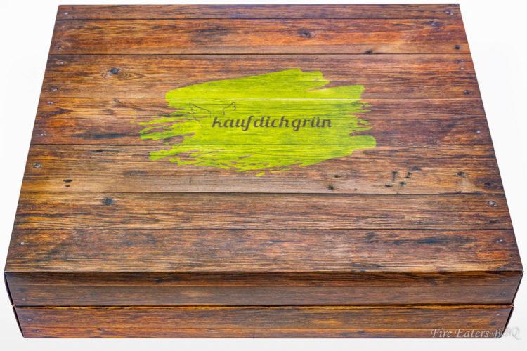 Foto - Set mit Palmblattgeschirr von kaufdichgrün.de