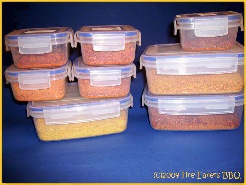 Unsere Chilipulverproduktion 2009