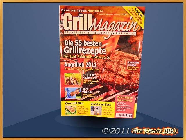 Bild - Grill-Magazin 1/2011