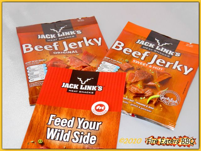 Produkttest: Jack Link´s Beef Jerky