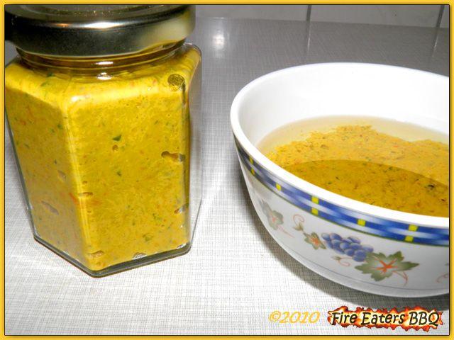 Pikante Paprika-Käse-Creme