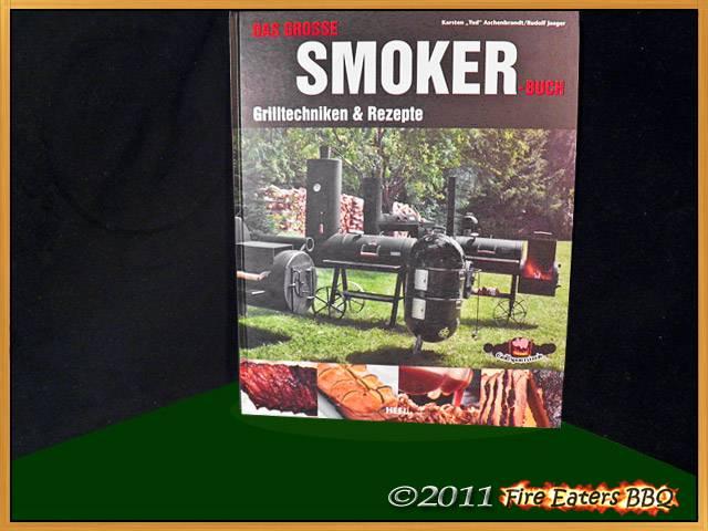 "Gelesen: ""Das grosse Smoker-Buch"""