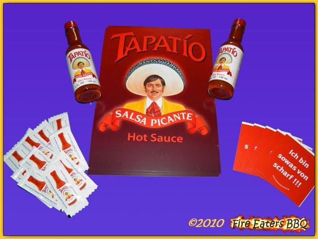Tapatío Hot Sauce im Test