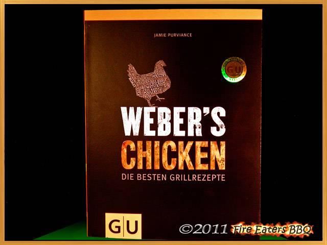 Weber´s Chicken Die besten Grillrezepte