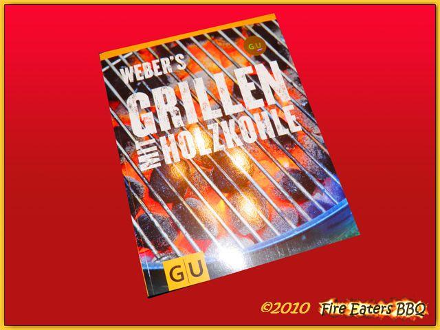 Weber´s Grillen mit Holzkohle und 2 weitere Bücher