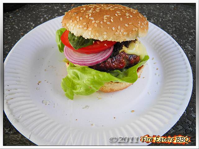 Bild - The Boss Burger