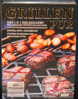 Bild - Cover von Grillen pur